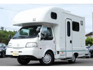 マツダ ボンゴトラック AtoZ製アミティポルト 1オーナー ツインサブ ソーラー