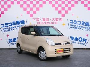 日産 モコ E FOUR 4WD シートヒーター スマートキー CD
