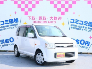 三菱 eKワゴン M   4WD  マニュアル5速  シートヒーター CD