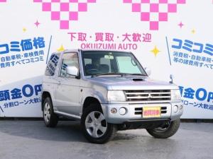 三菱 パジェロミニ VR 4WD  ターボ  シートヒーター パワステ CD