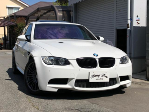 BMW M3 M3 黒革 左H サンルーフ ナビ・Bカメラ