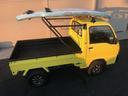 スバル/サンバートラック リフトアップ ラリータイヤ ワンオフトラックラック 内装張替