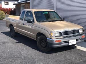 米国トヨタ タコマ 5速マニュアル 3.4リッター 国内未登録・新規登録
