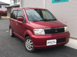 三菱 eKワゴン G 車検2年12月25日 当社ユーザー買取車両 純正アルミ