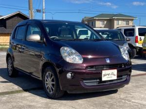 トヨタ パッソ プラスハナ ユーザー様直接買い取り車両 スマートキー 社外14インチアルミ ルームクリーニング フォグランプ
