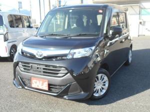 トヨタ タンク X ナビ ワンセグTV CD アイドリングストップ キーレス