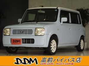 スズキ アルトラパン X2 車検2年 CD AW 保証付