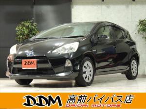 トヨタ アクア S 車検R4/6 ナビ 地デジ Bカメラ 保証付