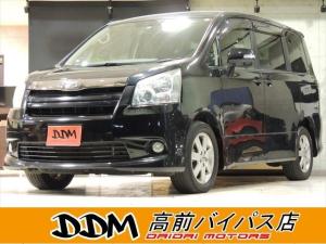 トヨタ ノア Si 修復歴無 両側PSドア ナビ バックカメラ