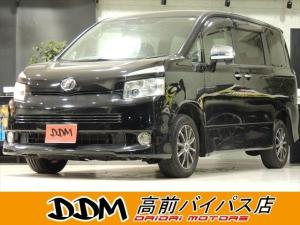 トヨタ ヴォクシー ZS 煌II 切替4WD Sキー 両側PS 地デシ Bカメラ