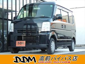 マツダ スクラム バスター バン660バスター ハイルーフ 修復歴無 Tチェーン ABS ナビ 地デジ