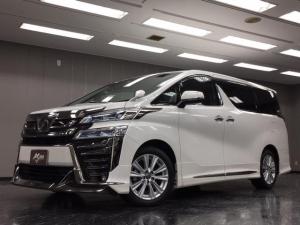 トヨタ ヴェルファイア 2.5Z モデリスタエアロキット 7人乗 新車保証付き