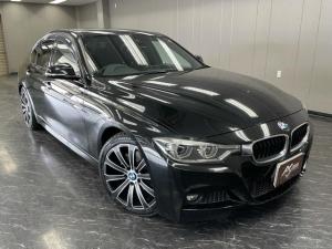 BMW 3シリーズ 320d Mスポーツ ワンオーナー カロッツェリア地デジチューナー レーンディパーチャーウォーニング リアパークディスタンス 純正ナビ