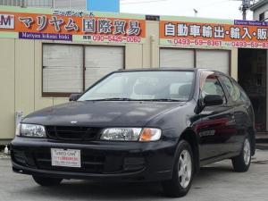 日産 パルサーセリエ REZZO プライマリー1.5 5速マニュアル ABS 97