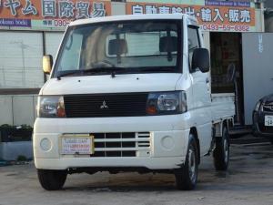 三菱 ミニキャブトラック みのり 660 4WDエアコンクーラーパワステ5MT 294