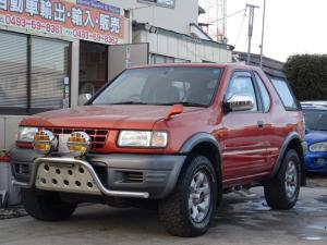 いすゞ ミュー オープントップターボ車4WD車 修復歴無し 234