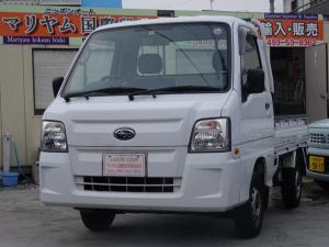スバル サンバートラック 660TB エアコン パワステ AMラジオ AT車 225