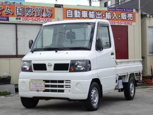 日産 クリッパートラック 660SD走行距離1650KM5速マニュアル修復歴無し325