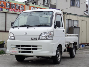 トヨタ ピクシストラック スペシャルエアコン・パワステ5速マニュアルワンオーナー279
