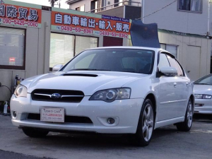 スバル レガシィB4 2.0GT 5速マニュアル キーレス ABS ターボ 57