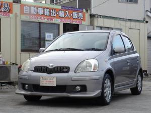 トヨタ ヴィッツ RS 5速マニュアル車 修復歴無し走行70847KM171