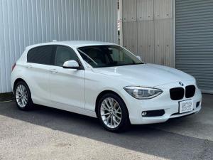 BMW 1シリーズ 116i ファッショニスタ 限定車 社外地デジTV ドラレコ 純正ナビ Bカメラ  ドライビング・アシスト・パッケージ  ディーラー整備 禁煙 スペアーキー 取説