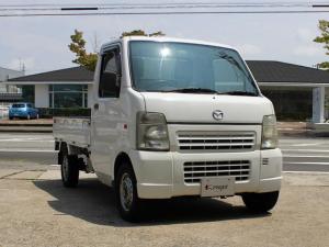 マツダ スクラムトラック KC 軽トラ 4WD