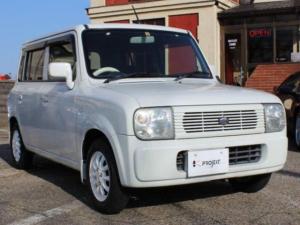 スズキ アルトラパン G 4WD ホワイトホイール
