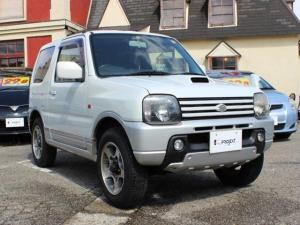 スズキ ジムニー ワイルドウインド 4WD キーレス ホワイト