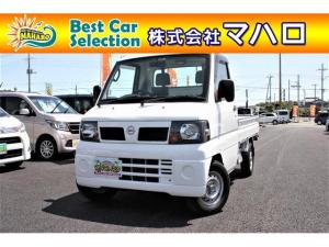 日産 クリッパートラック SD 4WD ETC