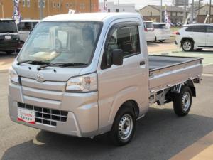 ダイハツ ハイゼットトラック スタンダード 4WD ワンスピーカーラジオチューナー