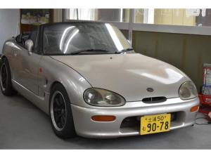 スズキ カプチーノ ベースグレードターボ 室内保管 車高調 RSワタナベAW