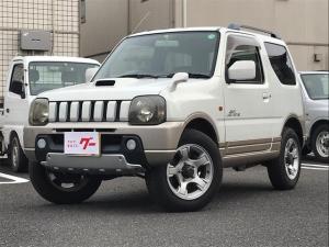 スズキ ジムニー ランドベンチャー 4WD 5速マニュアル ターボ ハーフレザ