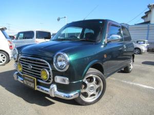 ダイハツ ミラジーノ ジーノS 5速MT 4WD ターボ 3ドア