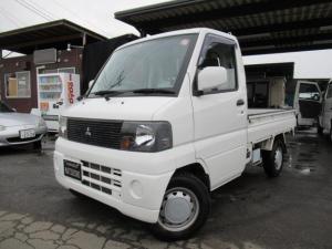 三菱 ミニキャブトラック VX-SE 4WD オートマ パワステ エアコン