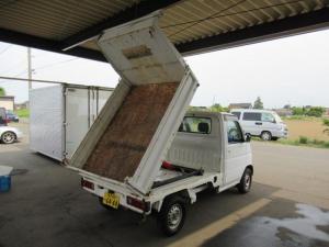 ホンダ アクティトラック ダンプ 5速MT パワステ エアコン 4WD