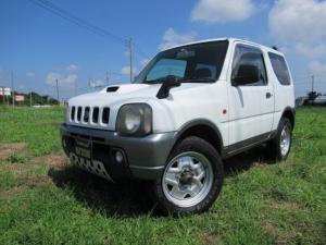 スズキ ジムニー XC 4WD ターボ 5速MT