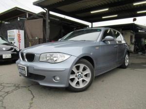 BMW 1シリーズ 118i パナソニックナビ TV ETC キーレス LEDライト 車検令和4年7月 修復歴なし