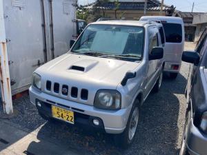 スズキ ジムニー XC 4WD シルバー MT AC
