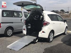 トヨタ ラクティス X スローパー ウェルキャブ AW AC オーディオ付