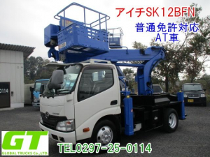 i日野 デュトロ アイチ 12m 高所作業車 SK12BFN