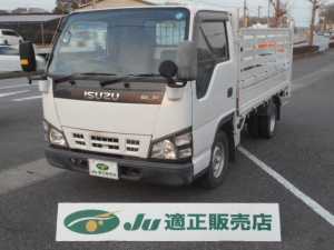 いすゞ エルフトラック スーパーロー