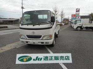 トヨタ ダイナトラック ロングジャストローDX