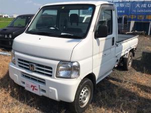 ホンダ アクティトラック SDX 4WD 5MT パワステ 3方開 エアバッグ作業灯