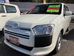 トヨタ プロボックス GL ナビ AT オーディオ付 PS ETC AC パワーウィンドウ ホワイト