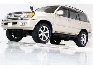 トヨタ ランドクルーザー100 VXリミテッド 4WD リフトUP NEWタイベル交換済み