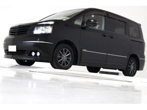 トヨタ ヴォクシー X Lエディション 内装天張り張替済み フルエアロ 5モニタ