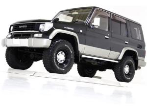 トヨタ ランドクルーザープラド SXワイド 4WD リフトUP 社外16AW タイベル交換済