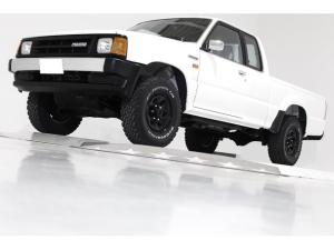 マツダ プロシード キャブプラス4WD ウッドステアリング リアステップバンパー
