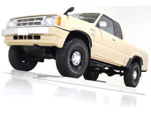 マツダ プロシード キャブプラス 4WD リフトUP ヴィンテージ16ホイール